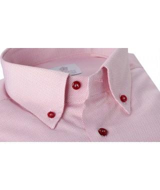 Camicia 100% Cotone Natural Stretch Twill doppio ritorto