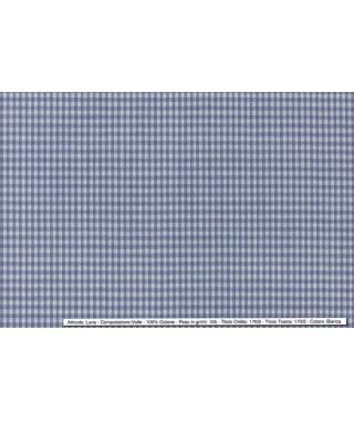 Tessuto Voile Microquadro 170/2