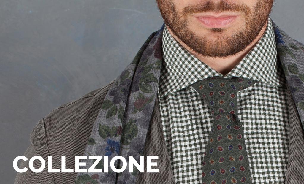 Esplora la categoria Collezione del nostro shop. Pier Paolo La Rosa | Camiceria su misura | Made in Italy